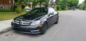 Mercedes Benz c350 coupe negociable