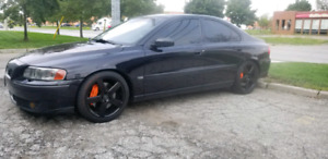 2004 Volvo S60R  AWD  350 hp for sale or trade for a pickup