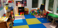 Early childhood educator Offering home daycare in Richmond hill