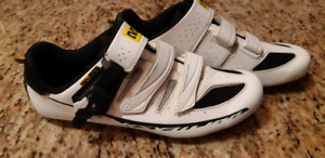 Mavic Ksyrium Elite Cycling Shoes.