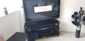 """Panasonic Viera TH-42PZ8 106.7 cm (42"""") 1080p Plasma TV with Stand"""