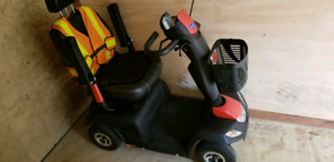 Invacare HD scooter.