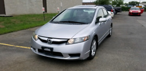 2009 HONDA CIVIC SPORTS **CERTIFIED AND E-TEASTED **