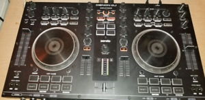 Complete DJ Setup. Perfect condition. Like new. In boxes.
