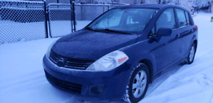 2007 Nissan Versa for Sale *6 Speed Manual*