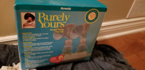 Purely Yours Breast pump