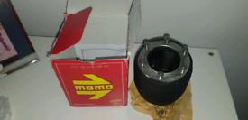 Momo Steering wheel boss mk1 mk2 Golf Small Spline