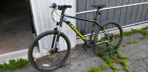 Vélo de montagne Cannondale à vendre