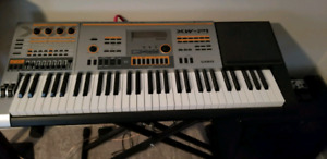 Casio XW-P1 Performance Synthesizer with Stand. Barely Used!!
