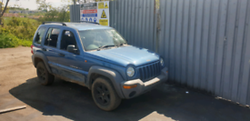 Breaking for spares jeep cherokee 2.4p 2003
