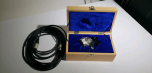 For Sale Apex 127 harmonica microphone & cable.