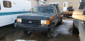 1991 Ford f-350 welding truck