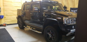BEAUTIFUL RARE LIMITED EDITION HUMMER H2 SUT LOADED