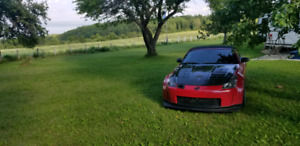 350z supercharged