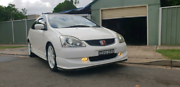2005 ep3 honda civic type R Parramatta Parramatta Area Preview