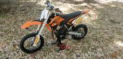 Moto X Ktm 65 Bickley Kalamunda Area Preview