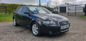 2005 AUDI A3 1.6 SE PETROL MOTED TO JAN 2022 POSSIBLE PART EXCHANGE