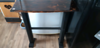 Wall/entryway table