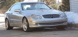 CLK 2003