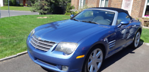 CHRYSLER -CROSSFIRE 2005 - DECAPOTABLE