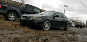 Honda accord 2000 coupe