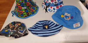 Hats - Boys - baby, toddler to 4 years Maryborough Fraser Coast Preview