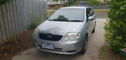 2004 Toyota Corolla Wy Yung East Gippsland Preview