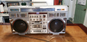 CLAIRTONE 7980 original Ghetto Blaster.
