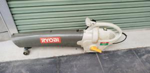 Ryobi blower vacuum