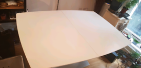BoConcept Milano Extendable Dining Table