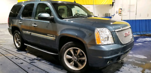 Yukon Denali Perfect Shape. One Owner. No Accidents.