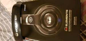 Monster wireless Headphones