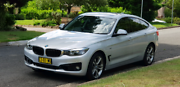 2014 BMW 320i GT F34 Carlingford The Hills District Preview