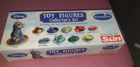 Toy figures collection