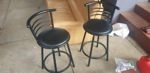 Kitchen stools swivel great condition