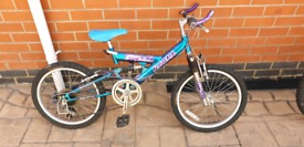 "16 "" Girls Magna Mystic Passion Bike"