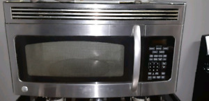 Over the range big microwave/delivery available