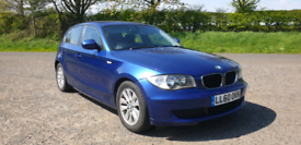image for 2011 BMW 116 DIESEL SE MOTED TO MAY 2022 POSSIBLE PART EXCHANGE