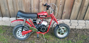 Looking to Buy a Vintage Rupp Mini Bike or Parts