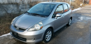 2007 Honda Fit LX Automatic