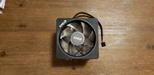 New AMD Wraith Prism RGB CPU Cooler