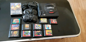 Original sega genesis 16bit bundle