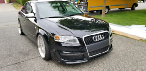 2005 Audi A4 B7 Big Turbo Manual