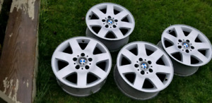 16 inch BMW mags
