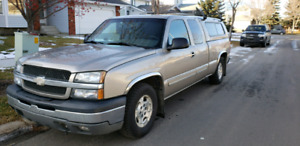 2003 Chev Silverado Extended Cab