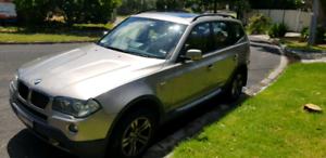 2008 BMW x3 2.0D - Premium SUV - New Engine New Turbo