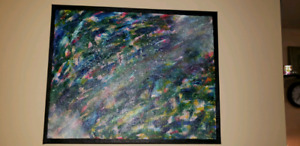 Hand made Canvas Painting for your home Decore