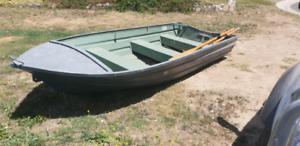Tinny Boat