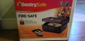 New fireproof safe