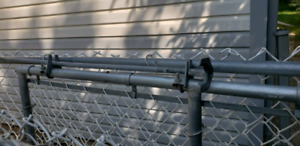 Chain Link Gates